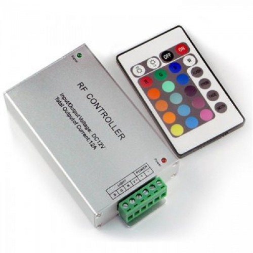 Ecola LED strip RGB Controller 12A 144W 12V